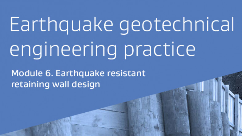Module 6 Earthquake Resistant Retaining Wall Design Building Performance