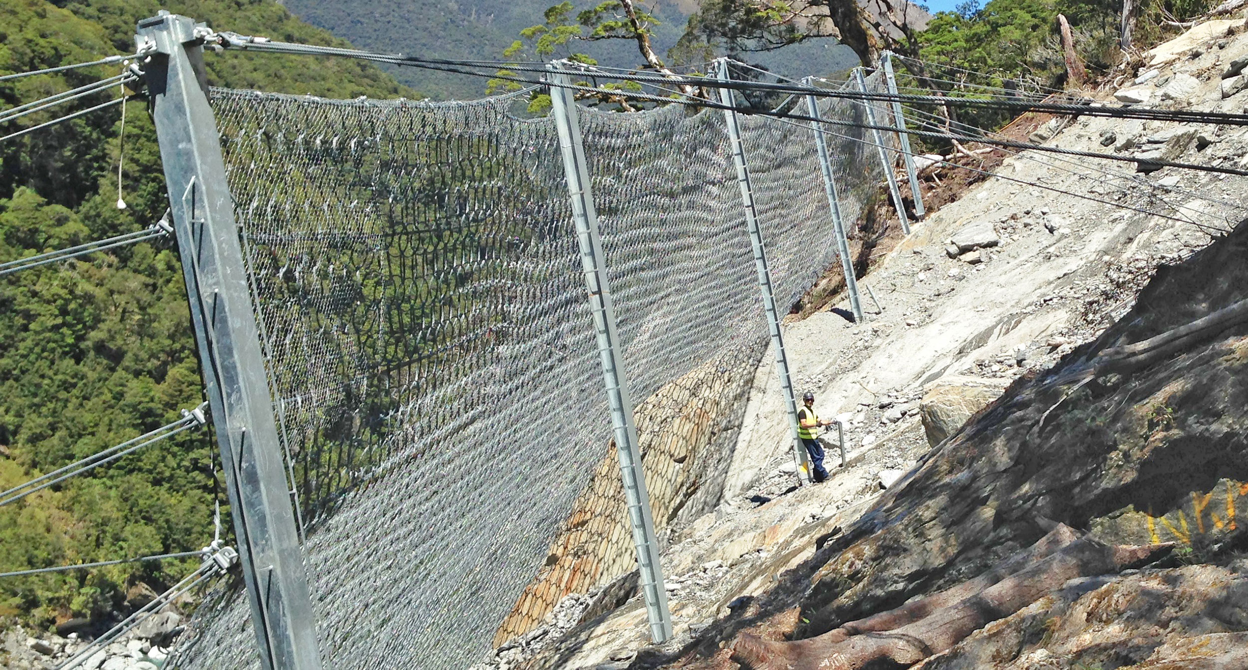 BC Update 205: Rockfall protection structures guidance released