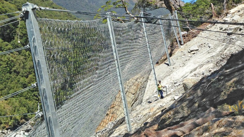 Rockfall: Design considerations for passive protection structures image