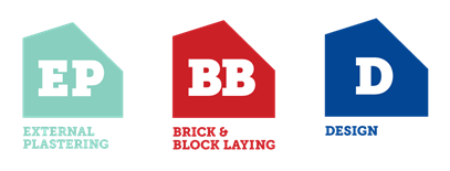 Licence classes - External Plastering, Brick and Blocklaying and Design